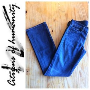 Citizens of Humanity Dita Petite Bootcut leg